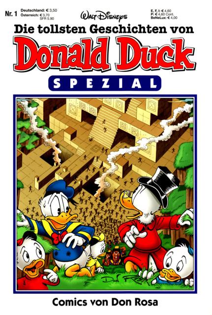 Die tollsten Geschichten von Donald Duck - Spezial