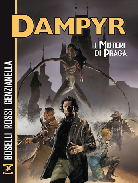 Dampyr Books