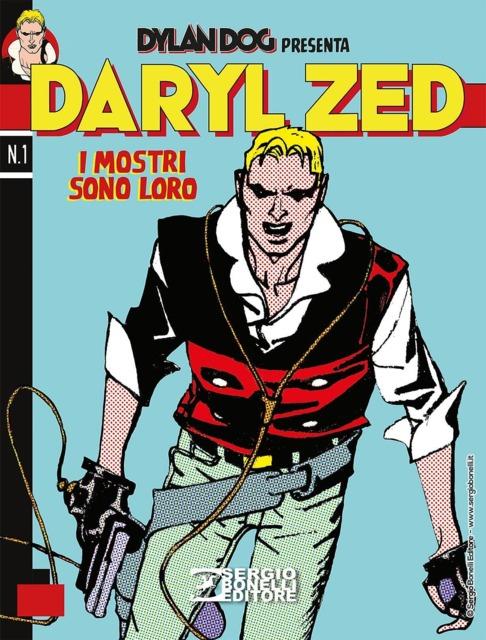 Daryl Zed