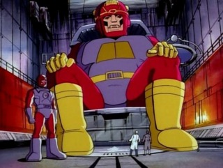 Master Mold in X-Men: The Animated Series