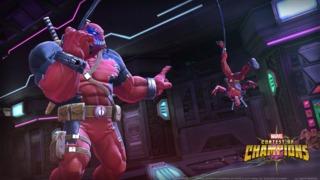 Deadpool and Venompool