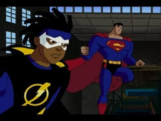 Static and Superman