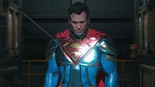Superman in Injustice 2