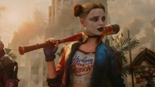 Harley Quinn in the Suicide Squad game