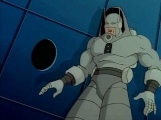 Stilt-Man in the Iron Man cartoon