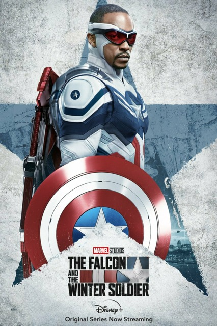 Sam as the new Captain America