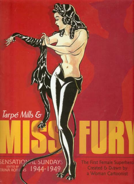 Miss Fury Sensational Sundays 1944-1949