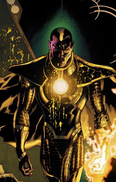 Parallax Sinestro