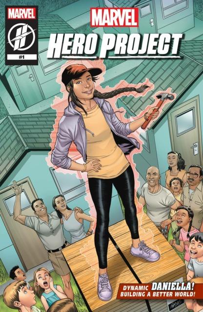 Marvel Hero Project: Daniella