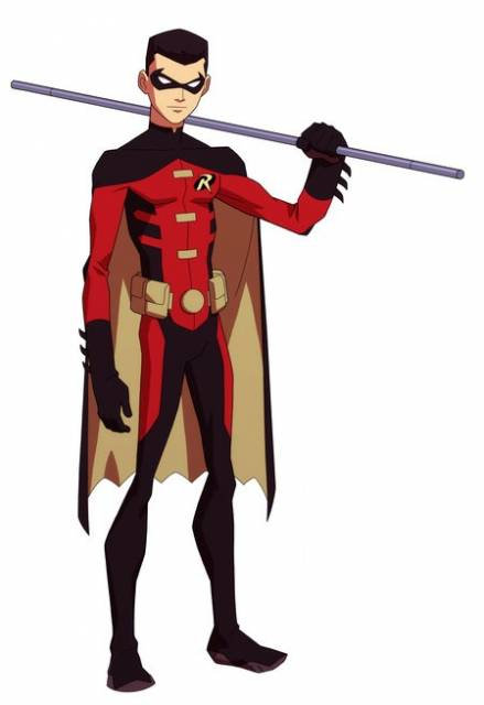 The Third Robin, Young Justice