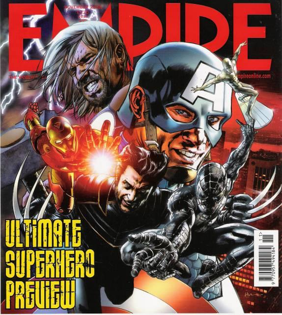 November 2006 Empire cover