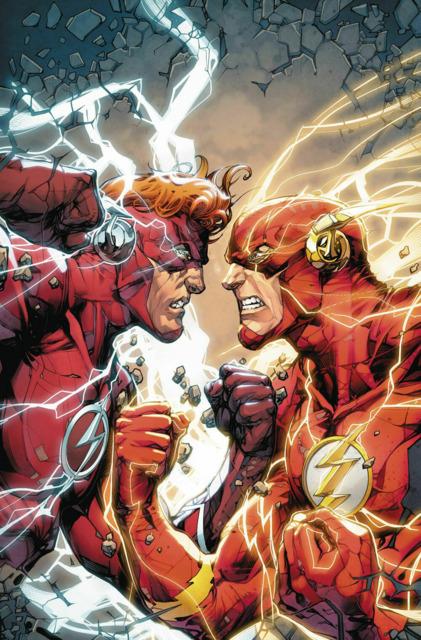 Wally vs Barry