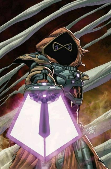 Gamora's new armor