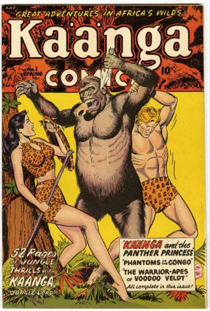 Kaänga Comics