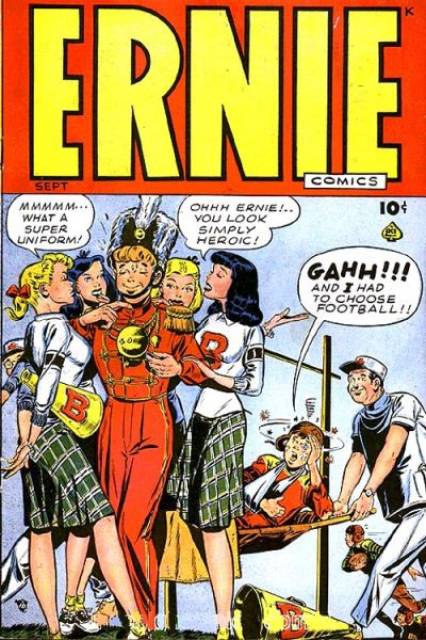 Ernie Comics