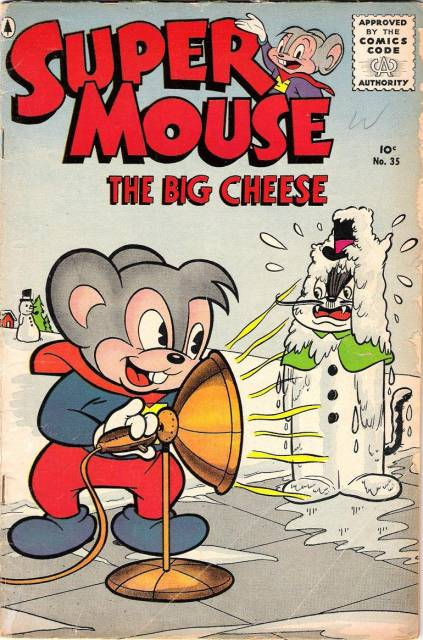 Supermouse, The Big Cheese