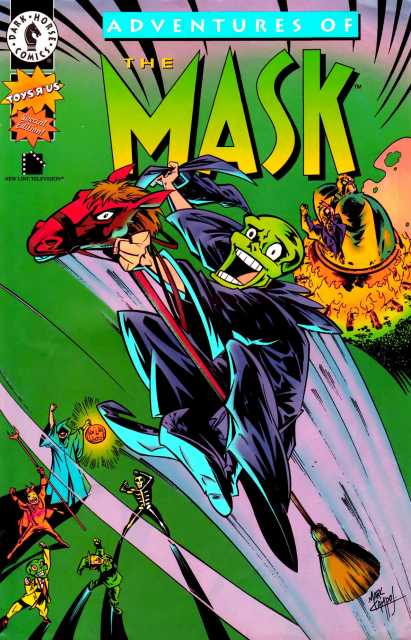 Adventures of the Mask Toys R Us Special Edition