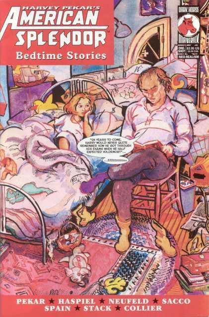 American Splendor: Bedtime Stories