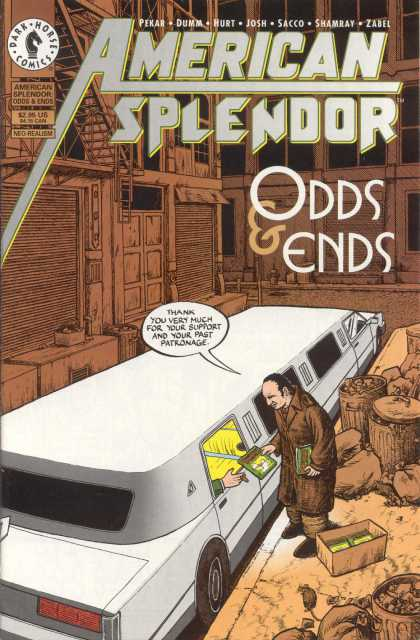 American Splendor: Odds and Ends