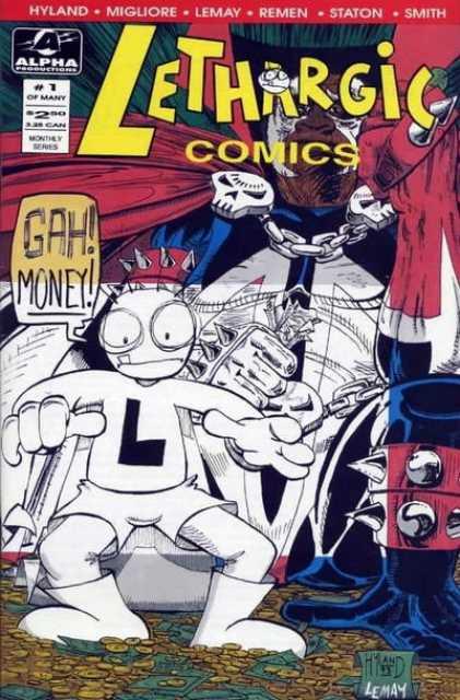 Lethargic Comics