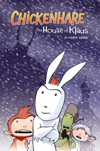Chickenhare: The House of Klaus
