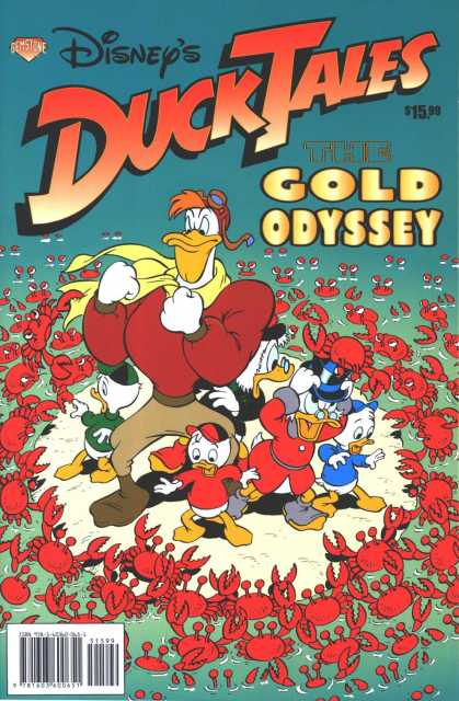DuckTales: The Gold Odyssey
