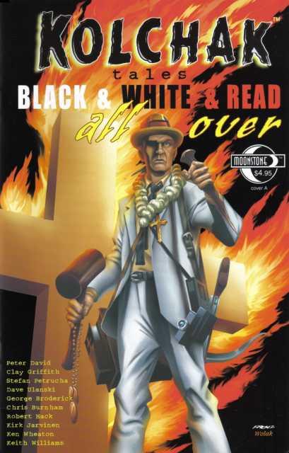 Kolchak Tales: Black & White & Read All Over