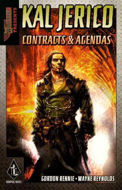 Kal Jerico: Contracts & Agendas