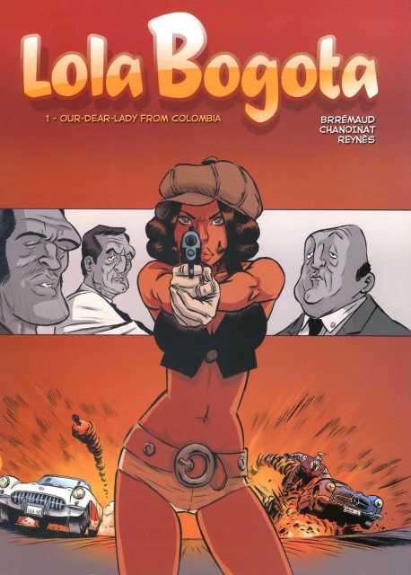 Lola Bogota