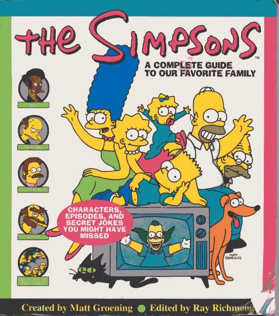 The Simpsons Complete Guide