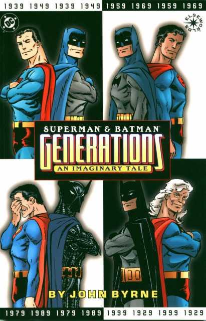 Superman and Batman Generations