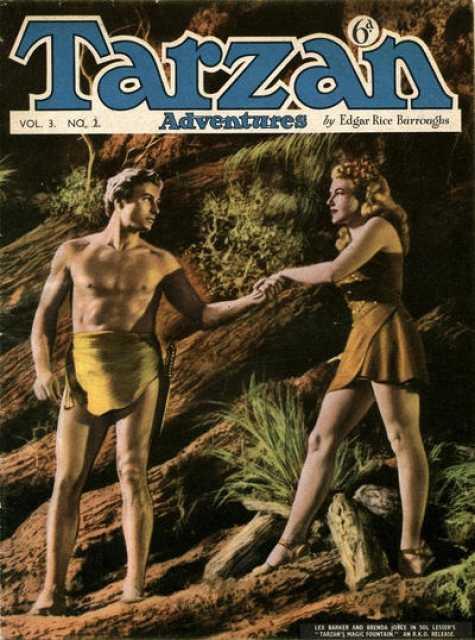 Tarzan Adventures
