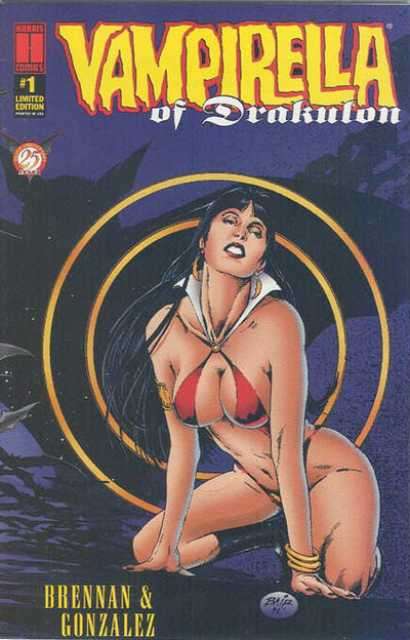 Vampirella Of Drakulon