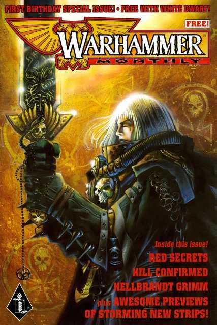 Warhammer Monthly Gratis Birthday Issue