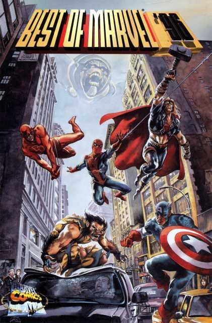 Best of Marvel '96