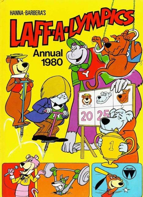 Laff-A-Lympics Annual