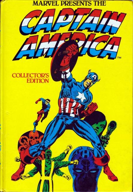 Captain America Collectors Edition