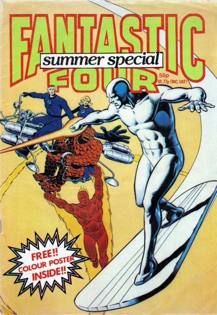 Fantastic Four Summer Special