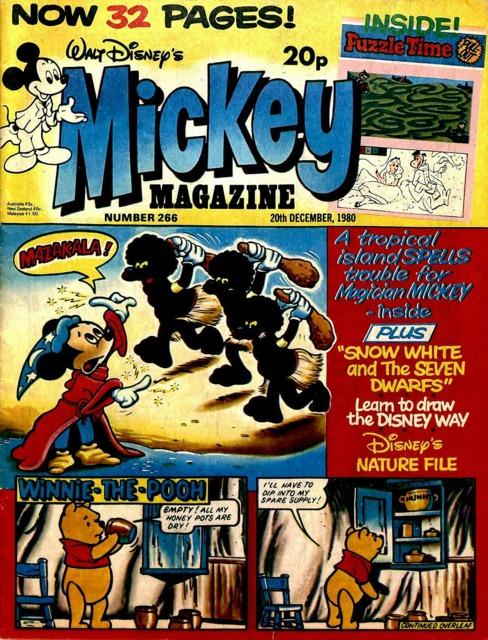 Mickey Magazine