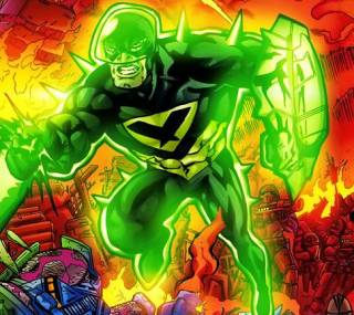 Armored Power Ring