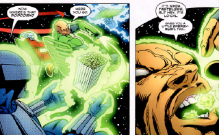 Try the popcorn of Volthoom!