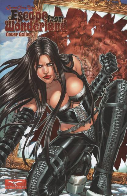 Grimm Fairy Tales: Escape From Wonderland Cover Gallery