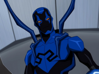 Blue Beetle, Young Justice Invasion