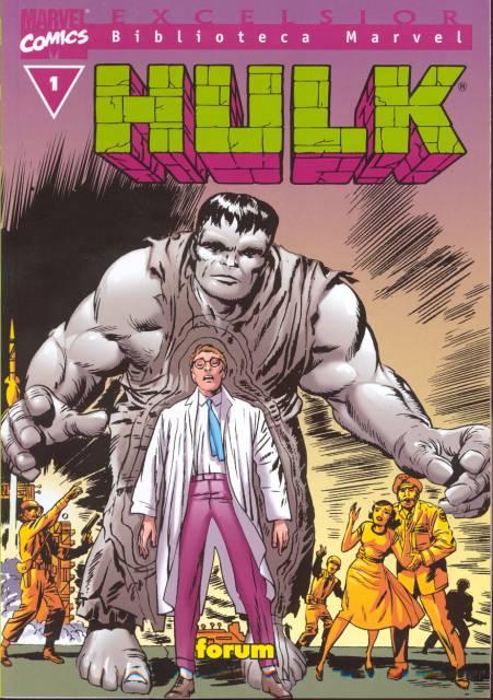 Biblioteca Marvel: Hulk