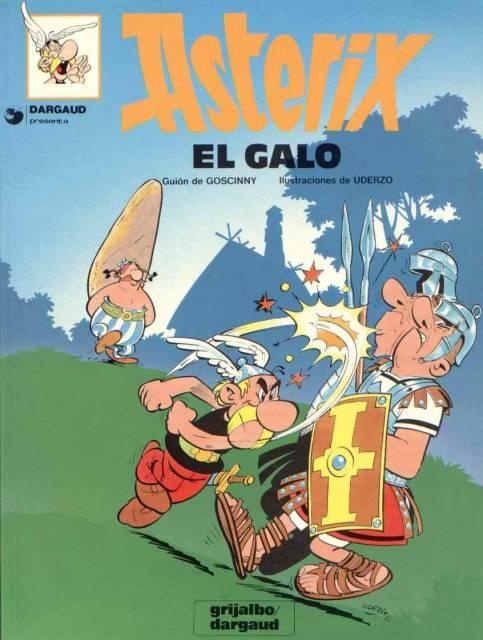 Asterix Volumenes