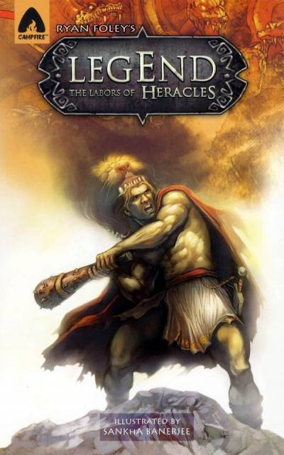 Legend The Labors of Heracles