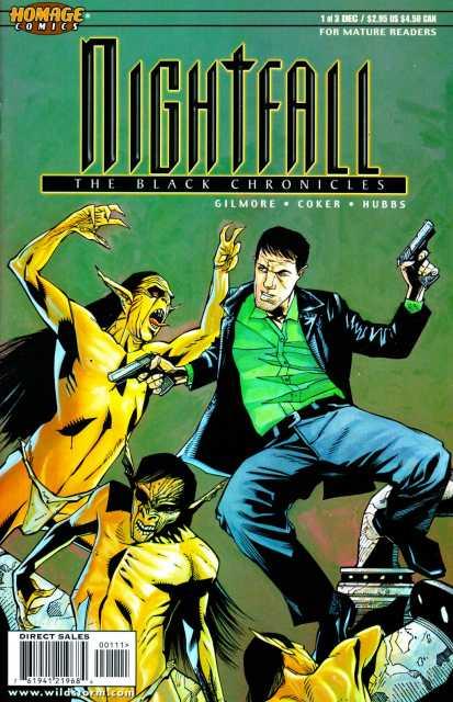 Nightfall: The Black Chronicles