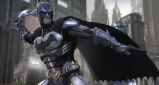 Batman, he appears in Injustice: Gods Among Us