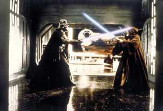 Duel on the Death Star