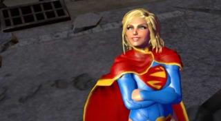 Supergirl in Infinite Crisis